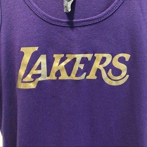Tops - Los Angeles Lakers Tank